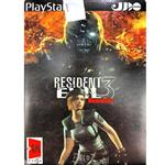 بازی Resident Evil 3 Nemesis مخصوص PS2