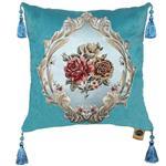 کوسن دیبا کلاسیک blue