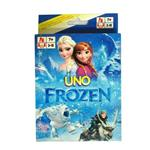 frozen UNO Intellectual Game no108 card