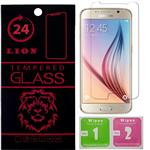 LION 2.5D Full Glass Screen Protector For Samsung Galaxy S6