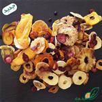مخلوط ویژه 17 میوه (بسته 500 گرمی)
