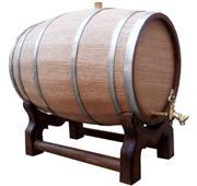بشکه چوبی 25 لیتری رویال چوب بلوط آمریکایی