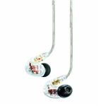 Shure SE535-CL Triple High Definition MicroDrivers Sound Isolating Earphones