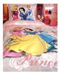 Perca ست ملحفه نوجوان 3 تکه پانو رانفرس مدل Princess love