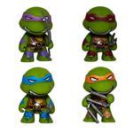 فیگور مدل لاکپشت های نینجا Ninja Turtles بسته 4 عددی