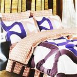 سرویس خواب هابی هوم سری رنفورس مدل  Calypso   یک نفره 6 تکه