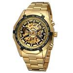 ساعت مچی عقربه ای اتوماتیک مردانه فورسنینگ مدل WH052GG