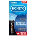 کاندوم بونیتو مدل انرژی energy skin to skin بسته 6 عددی