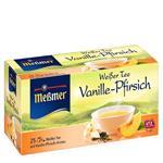 چای سفید وانیل هلو مسمر بسته 25 عددی