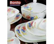 سرویس غذاخوری آرکوپیرکس 30 پارچه بونیتو کد 506 قالب مربع