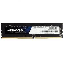 Avexir Budget DDR3 1600MHz CL11 Single Channel Desktop RAM - 4GB