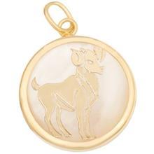 Mahak MM0313 Gold Necklace Pendant