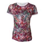 تی شرت زنانه ساکریکس مدل LTSH565.WHT