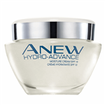 کرم آبرسان به همراه ضد آفتاب آون مدل  Anew Hydro Advance Moisturizing Cream SPF15 حجم 50 میلی لیتر