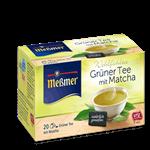 چای سبز ماتچاآلمانی مسمر 20 عددی  مدل Gruner Tee Mit Matcha