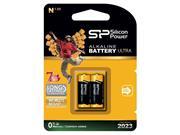 باتری کوچک سیلیکون پاور Alkaline پک 2 تایی