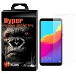 Hyper Full Cover King Kong Nano Flexible Screen Protector For Huawei Y7 Prime 2018