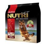 غذای خشک سگ نوتری 29 درصد پروتئین 10کیلوگرم