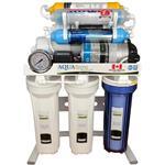 دستگاه تصفیه آب خانگی 8 مرحله ای اکسیژن ساز- قلیایی ساز- املاح معدنی - اسمز معکوس مدل RO-S157