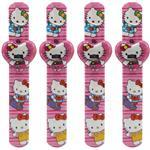 ساعت مچی دیجیتالی مدل Hello Kitty 01 - بسته 4 عددی
