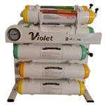 Violet Reverse Osmosis 7 Steps Drinking Water System