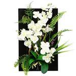 تابلو گل تزیینی هومز مدل 50119