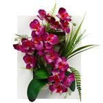 تابلو گل تزیینی هومز مدل 50124