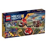 NexoKnight Beast Masters Chaos Chariot 70314 Lego
