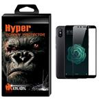 Hyper Fullcover King Kong Screen Protector Glass For Xiaomi Mi A2/Mi 6X