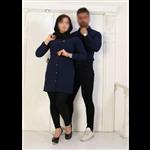 ست لباس زن و شوهری ست پوش ها مدل آلما