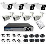 AXON BE4BN4 CCTV Package