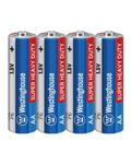 Westinghouse باتری قلمی شیرینگ 4 عددی