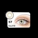 لنز رنگی CL210 مکسی بل