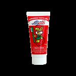 خمیر دندان ژله ای کودک بس با طعم توت فرنگی 80 گرم