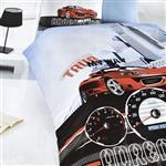 سرویس خواب اورتوم سری رنفورس مدل Adrenalin یک نفره 5 تکه