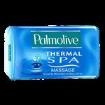 صابون پالمولیو 175 گرمی  بسته 6 تایی با رایحه احساسی  و گرانول  های  ماساژ دهنده نمک اقیانوس   palmolive