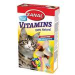 مکمل سانال مخصوص گربه به همراه ویتامین