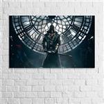 تابلو دیواری پاتیلوک طرح Assassins Creed مدل 1530020