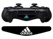 برچسب لایت بار PS4 طرح Adidas Line