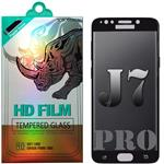 Full Coverage  Glass  TOTODESIGN Screen Protector For Samsung Galaxy J7 Pro