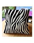 Bluelans Bluelans Throw Pillow Case Sofa Waist Cushion Cover Zebra Print Pillowcase Home Decor 1