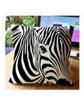 Bluelans Bluelans Throw Pillow Case Sofa Waist Cushion Cover Zebra Print Pillowcase Home Decor 3