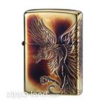 Japan Design Zippo Lighter Phoenix