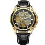 ساعت مچی عقربهای مردانه فورسنینگ مدل FSG8130M3G1