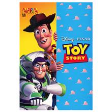 Afra 50 Sheets Toy Story Drawing Notebook