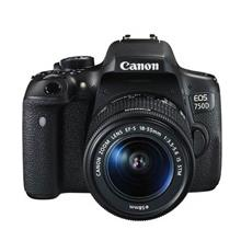 Canon Eos 750D Kit 18-135 Camera