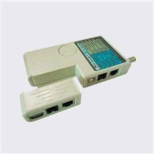 تستر کابل شبکه RJ45/BNC/RJ11/USB کی نت K-net LINK TESTER