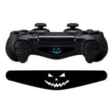 Wensoni Halloween HaHa DualShock 4 Lightbar Sticker