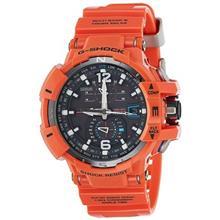 ساعت مچي عقربه اي مردانه کاسيو مدل GW-A1100R-4ADR