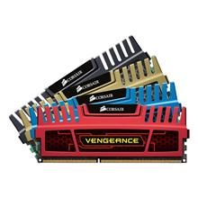 (Corsair Vengeance DDR3 Dual Channel 1600MHz Desktop Ram - 8GB (4X2